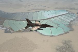 שטח ישראל ל-Falcon BMS 4.32 Update 6