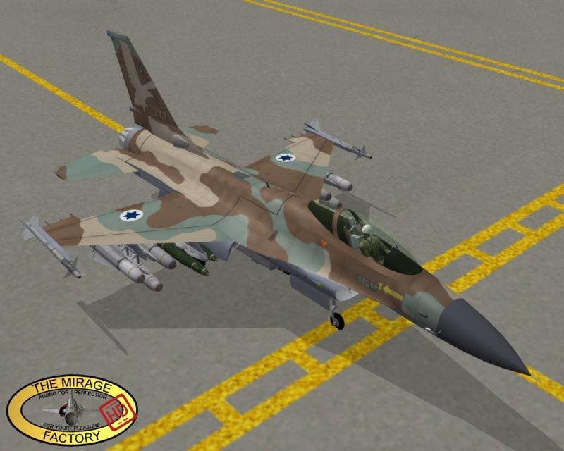 אף-16 של טייסת 116