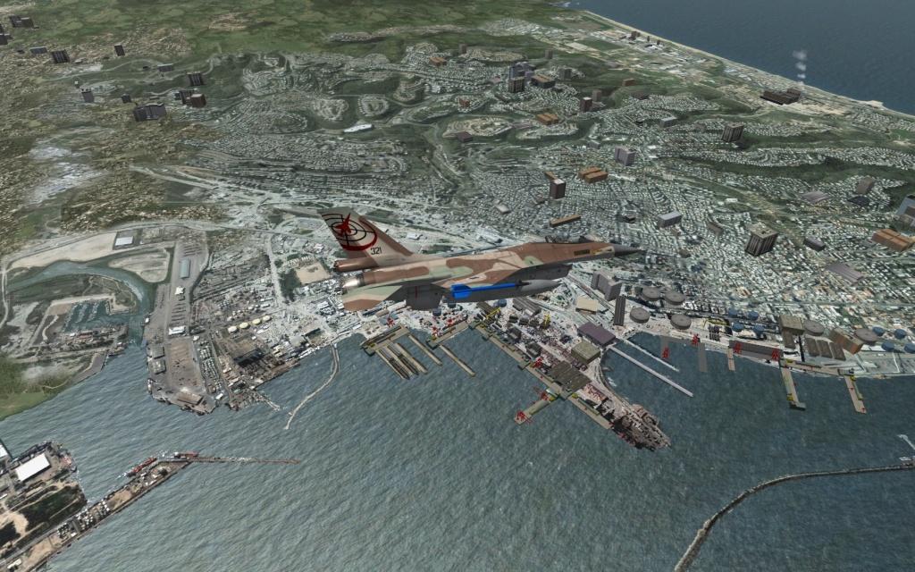 שטח ישראל ל-Falcon BMS 4.32 Update 3