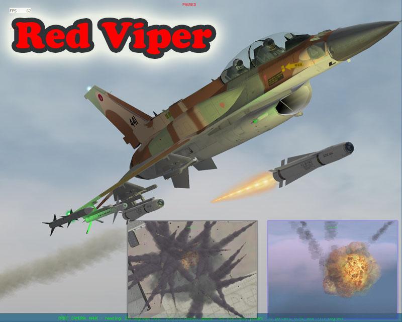 ראד וויפר (FF4 - Red Viper)
