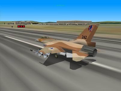 הסקין הרשמי של טייסת 262 הוירטואלית