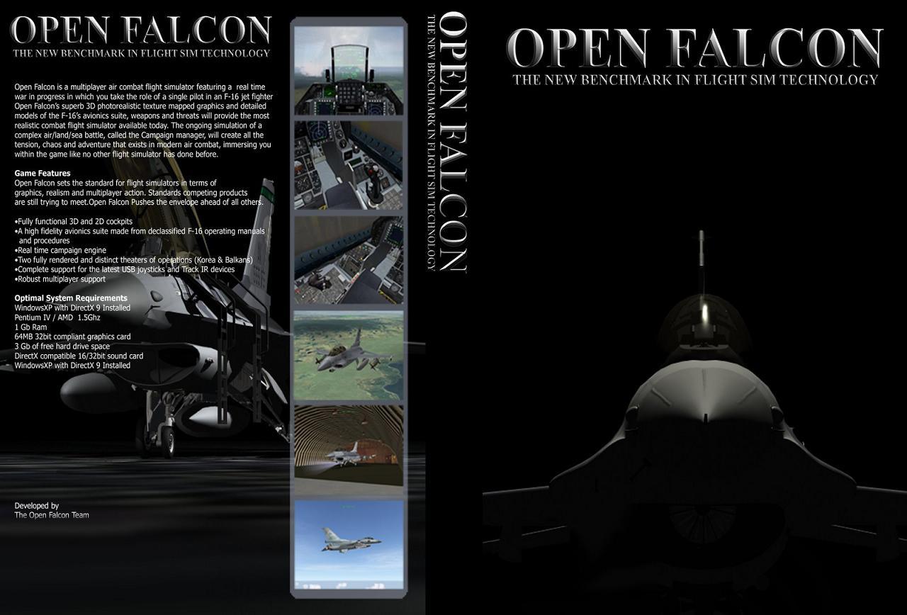 אופן פאלקון (Open Falcon)
