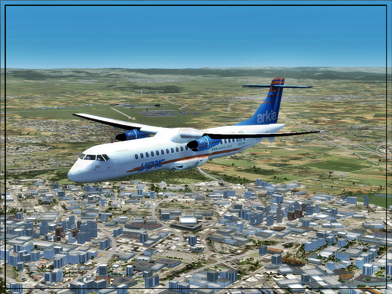 ארקיע ATR 72-500