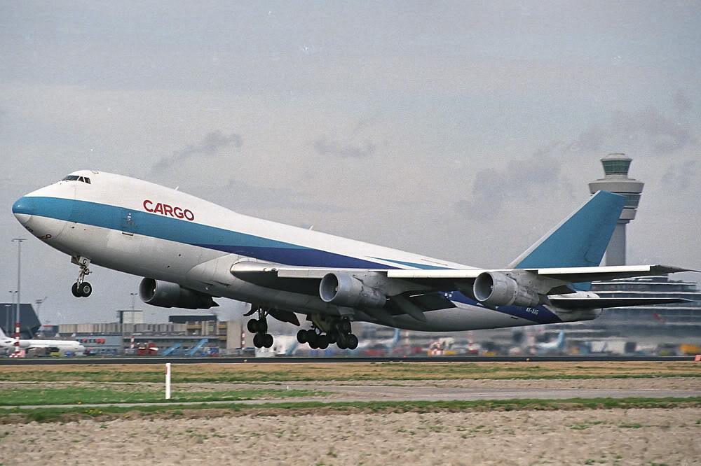 El Al cargo 4X-AXG
