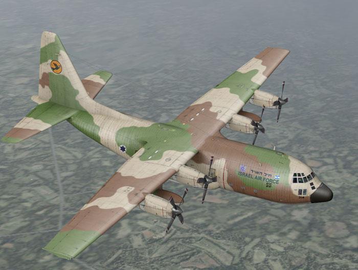 הרקולס של חיל האוויר הישראלי