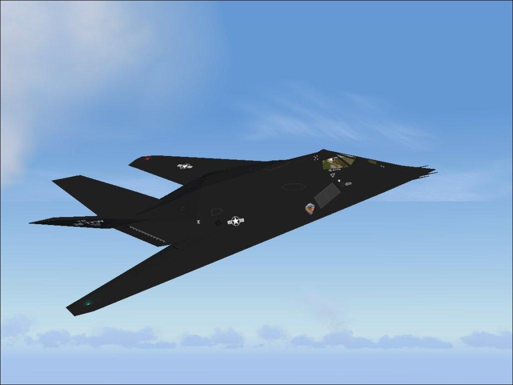 חמקן - F-117 Nighthawk