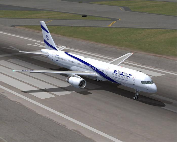 בואינג 757-200 אלעל