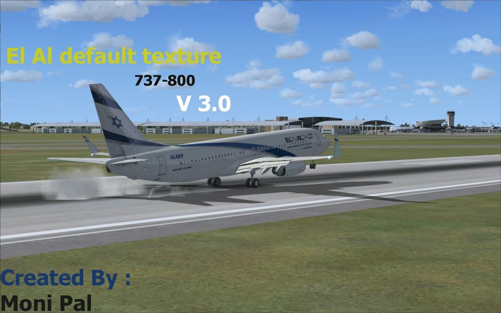 737-800 של אל על