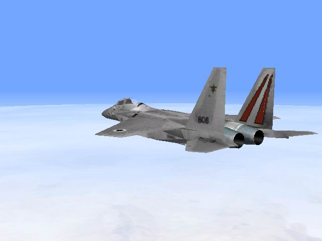 אף-15 של טייסת הזנב הכפול