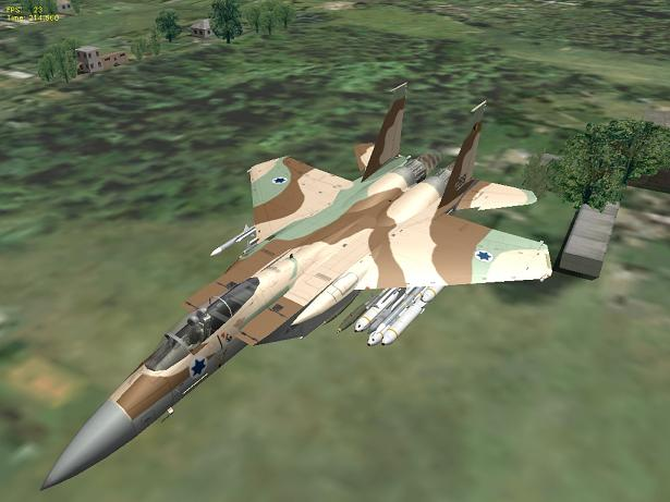 אף-15I ישראלי