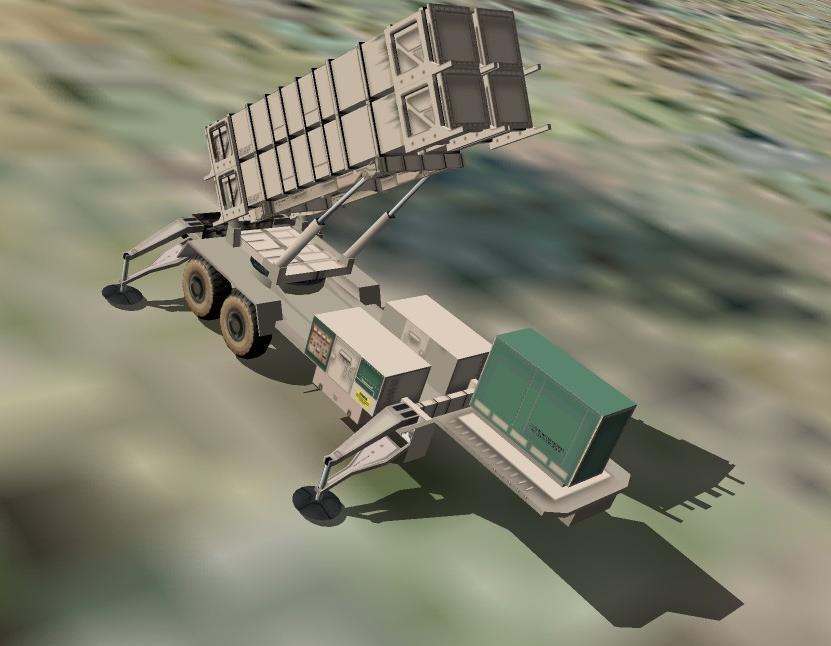מערכת נגד מטוסים פטריוט