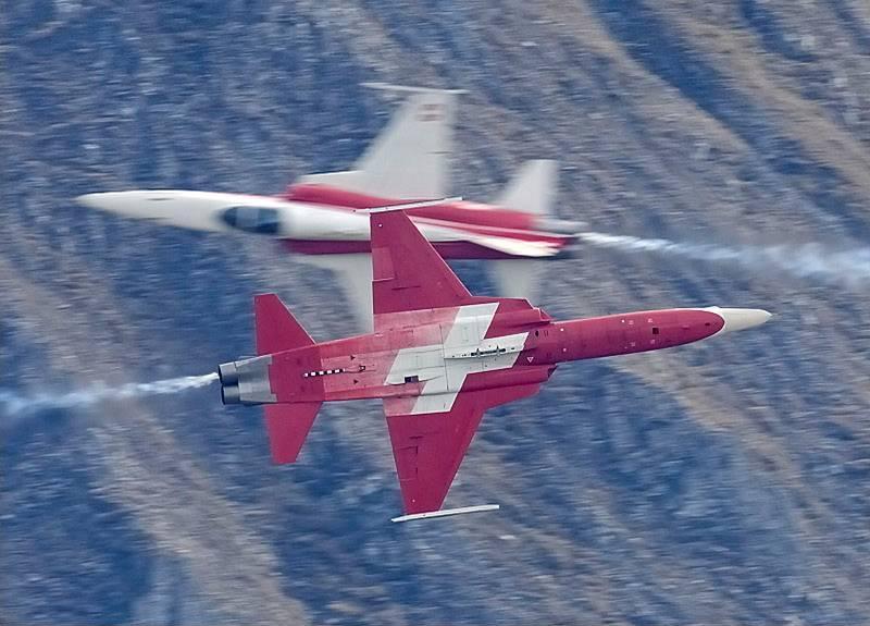 חיל האויר השוויצרי